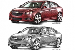 Chevrolet-Cruze-art-color