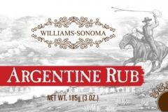 Argentine-Rub