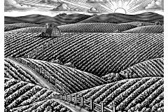 Farm-scene-Art-