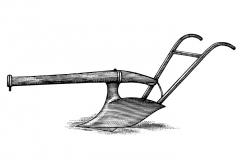 Plow-art