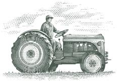 Tractor-Art