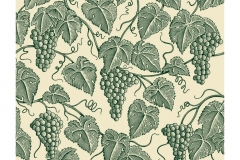 Grape leaves Pattern