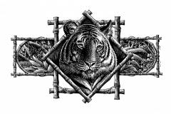 Tiger Montage