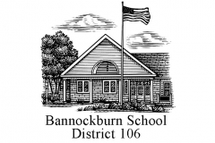 Bannockburn School logo art -bw copy