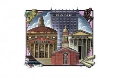 Institutions-buildings