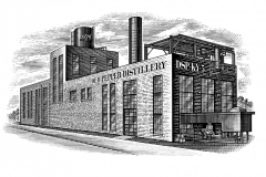 James Pepper Distillery Building