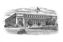 US-Post-Office-Building-art