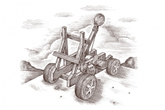Catapult-art