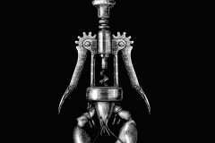 Corkscrew Lobster art2