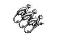 Monkey-art