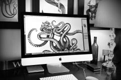 Kraken art
