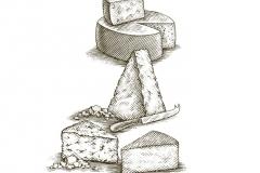 Asiago Parmesan Cheese