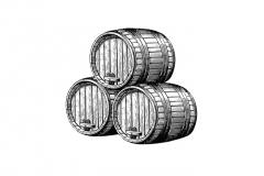 Barrels-art
