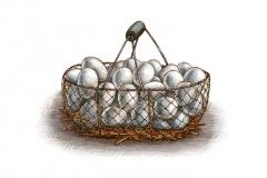 Basket-of-Eggs