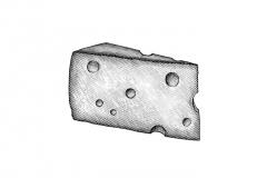 Cheese-Wedge-art
