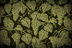 Grape Leaves Wallpaper art1