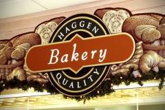 Haggen Signage