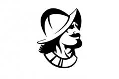 Coronado Logo art