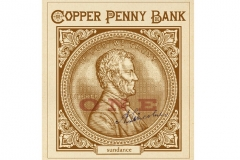 Copper-Penny-Bank