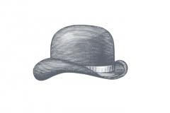 Bowler-Hat-art