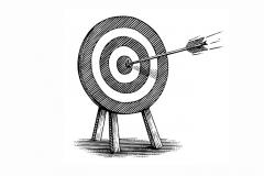 Bullseye-art