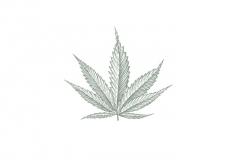Cannabis-art