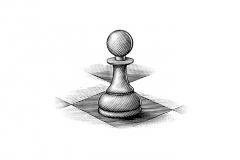 Chess-Piece-art