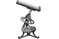 Telescope-art-
