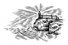 Lighthouse-art