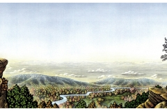 Valley Scene