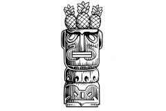 Tiki-art
