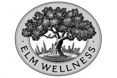 Elm Wellness logo art