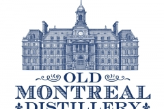 Old Montreal Distillery Logo