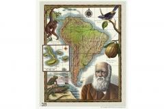 Charles Darwin Journey