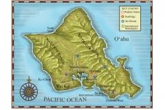 Oahu Map Final art