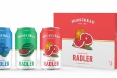 Moosehead Radlers