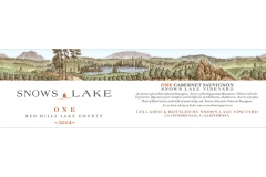 Snows_Lake_One