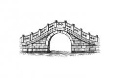 Chinese-Stone-bridge-art-1