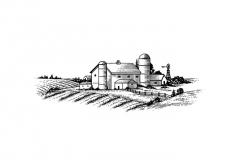 Farm-Scene-Art
