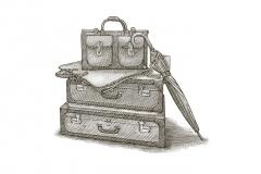 Ghurka-Luggage