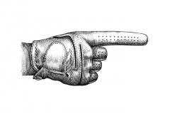 Golf-Glove