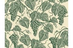 Grape leaves Pattern