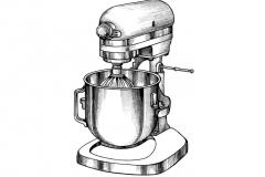 Mixer-art