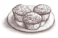 Muffins-art