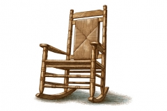 Rocking-Chair-art-color