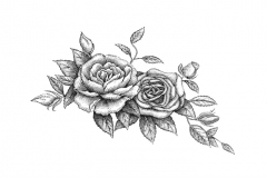 Roses-art