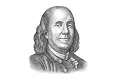 Franklin-Portrait-art