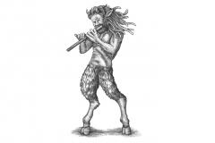 Satyr-art