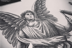 Winged Icon