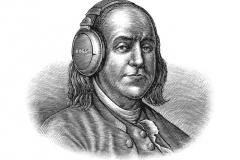 Ben_Franklin_Koss_Headphones